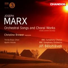 CD: Choral Works and Orchestral Songs