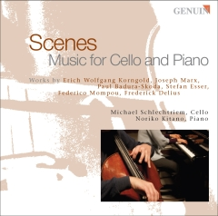 CD: Cello Works