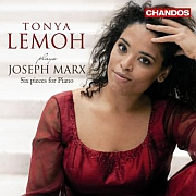 CD: Piano music by Joseph Marx
