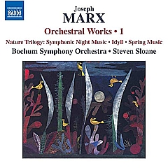CD: Orchestral Works Vol. 1 - Naxos re-release