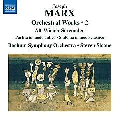 CD: Orchestral Works Vol. 2 - Naxos re-release