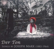 CD: Der Ton — Songs by Joseph Marx